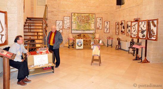 2011 - Torrione del Castello Paolo Zacchino con Gregorio Caputo