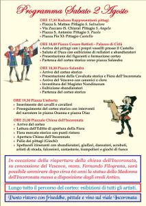 depliant 2014 - programma