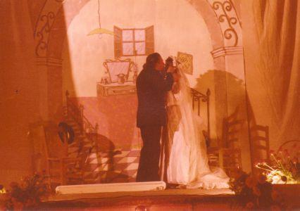 Il matrimonio fra Tamianu e Teresina 1980