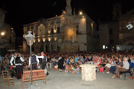 Piazza Salandra 2011
