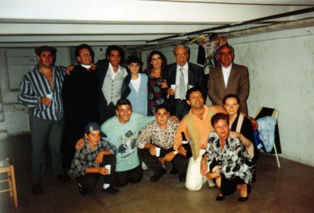 Teatro Comunale - 1994 interpreti al completo