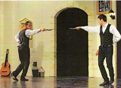 2010 - Spruàndu spruàndu - Fiorano Modenese - La danza dei coltelli